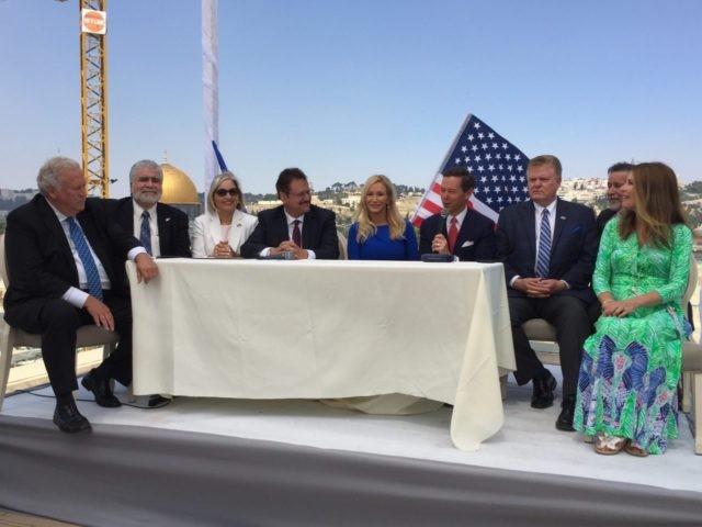 White House Faith and Opportunity Initiative (Joel Pollak / Breitbart News)
