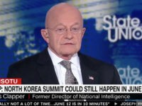 Clapper: Kim Jong Un 'May Have Met His Match' in Donald Trump
