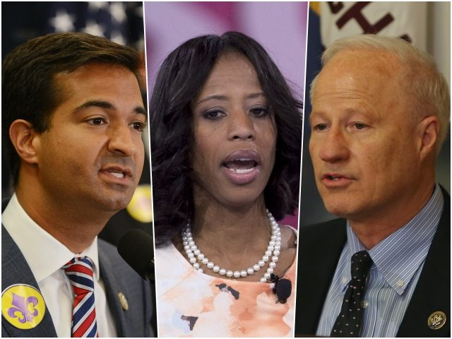 The List: Meet the 'Never Trump' Republicans Trying to Force a DACA Amnesty for Illegal Aliens