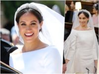 Fashion Notes: Meghan Markle's Royal Miss of a Wedding Dress