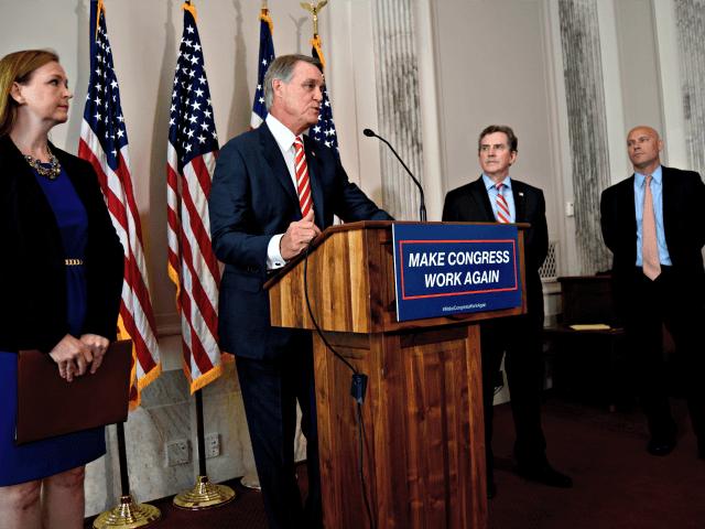 GOP Senators to McConnell: Address 271 Trump Nominees, Get Budget Done or Skip Summer Break