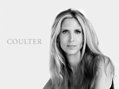Ann Coulter: Trump's Failing. Don't Ask Me to Lie About it