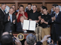 President Trump Tuesday signed a sweeping executive order to dismantle a range of Obama administration policies aimed at curbing climate change, a move that drew sharp criticism from environmental advocates across New England and the country.