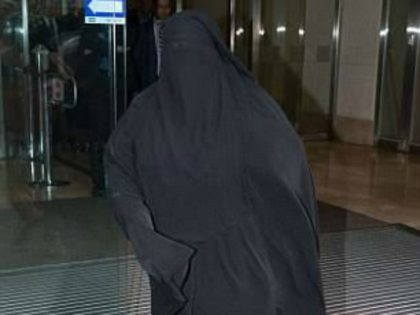 The self-described second 'wife' of a convicted Islamic State terrorist recruiter who refused to stand for an Australian judge has been convicted of disrespectful behaviour.