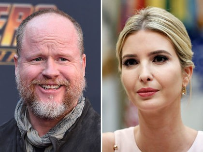 Joss Whedon and Ivanka Trump.