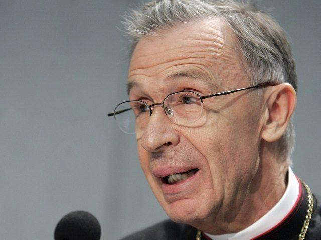 Archbishop Luis Ladaria