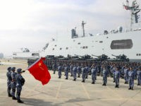 Expert: China's Navy Will Be Double the Size of U.S. Navy by 2030