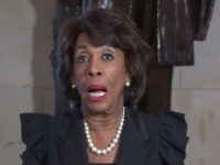 Waters: It Is Very Clear that Trump Is 'Jealous of Obama'