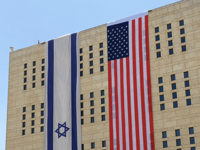 Washington's ambassador to Israel said that lasting peace in the Middle East is always possible as the U.S. prepares to open its new embassy in the capital Jerusalem.