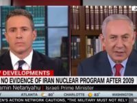 "TEL AVIV -- CNN's Chris Cuomo conducted a largely belligerent interview with Prime Minister Benjamin Netanyahu on his ""New Day"" program on Tuesday in which the CNN host repeatedly interrupted and spoke over the Israeli leader, going so far as to confront Netanyahu about Israel's suspected nuclear arsenal."