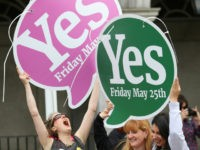 Irish Voters Say 'Yes' to Abortion