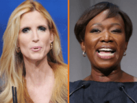 Joy Reid and Ann Coulter
