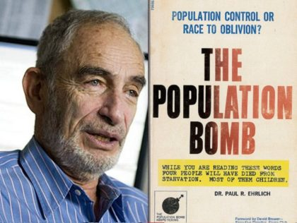 The Population Bomb by Paul Ehrlich