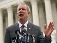 Illinois GOP Gov. Bruce Rauner Signs Gun Confiscation Bill