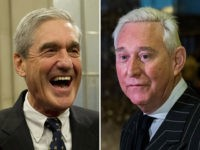 Special Counsel Robert Mueller and Roger Stone.