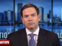 Rubio: Not Wise For Trump to Cast Immigrants as Criminals — 'Vast Majority' Want a Better Life