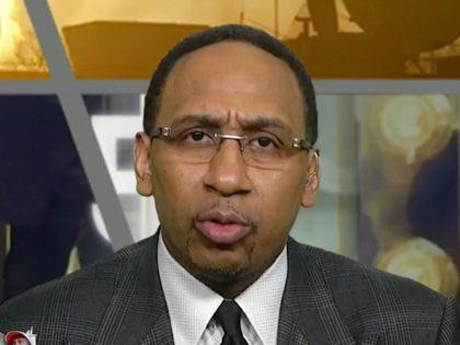"Friday on ESPN's ""First Take,"" co-host Stephen A. Smith slammed …"