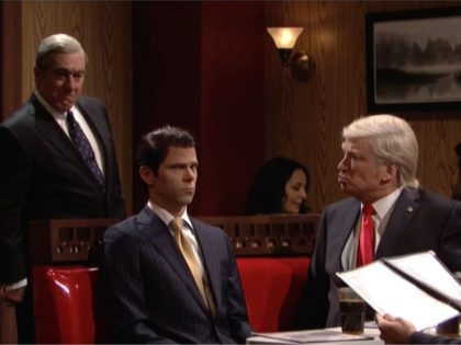 "For its season finale cold open, ""Saturday Night Live"" parodied …"