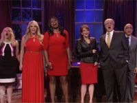"This week on ""Saturday Night Live,"" guest and former cast …"