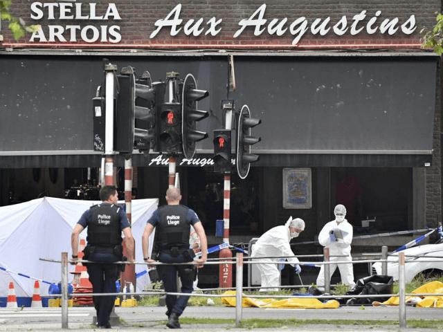 2 police among 3 dead in Belgium shooting