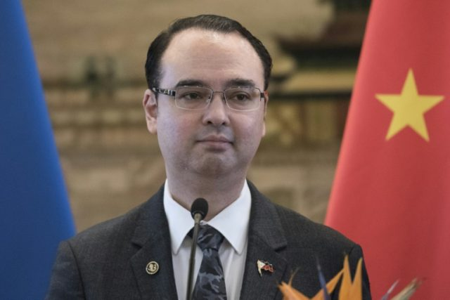 Cayetano has welcomed a conciliatory message from Kuwait