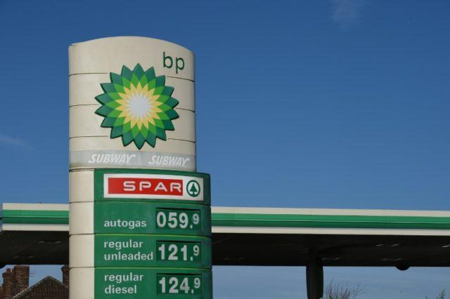 BP says first-quarter profit soar 70%