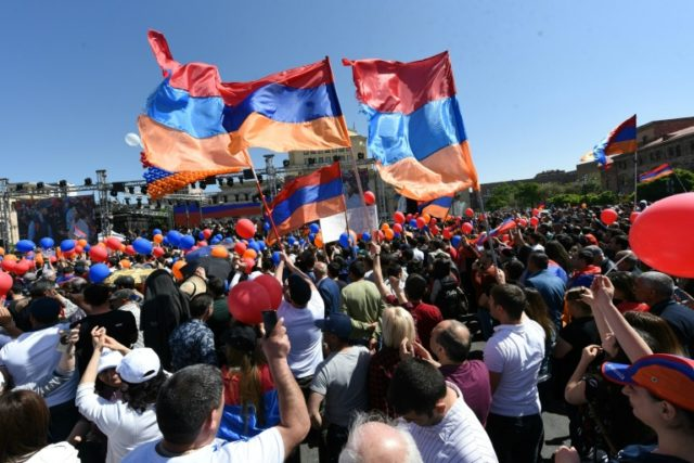 Moscow-allied Armenia has been in the clutches of a severe political crisis for the past few weeks