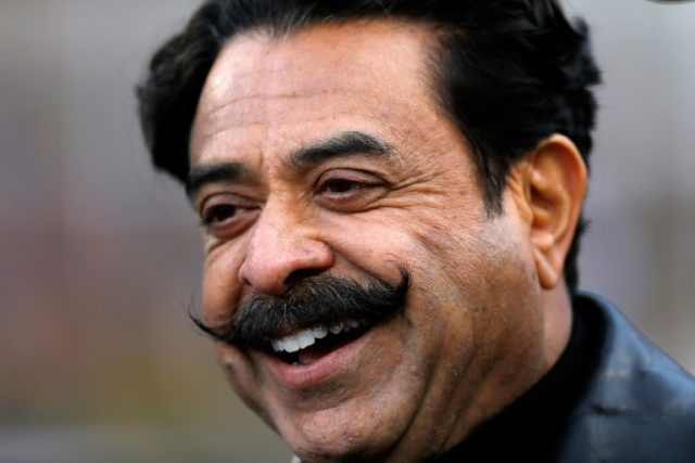 American businessman Shahid Khan