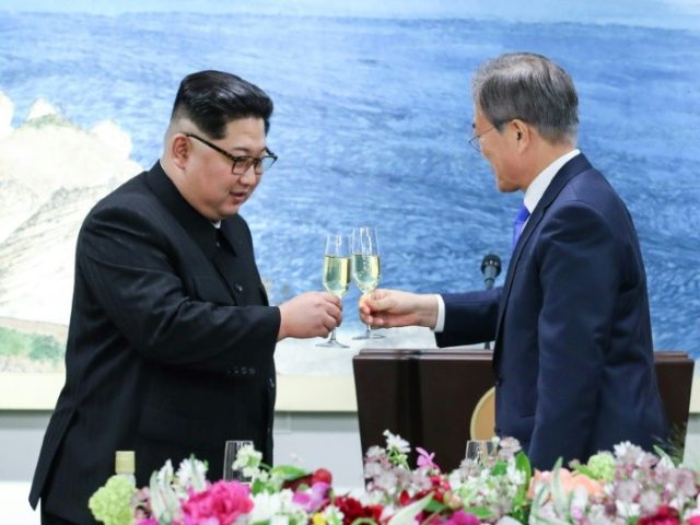 No smokes, many drinks for North's Kim at summit: reports