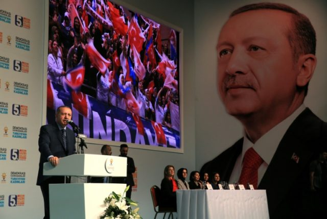 Erdogan sought to outflank his critics by announcing the snap elections one-and-a-half years ahead of schedule
