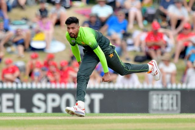 Pakistan's Mohammad Amir was once the hottest property in world cricket but has never fully regained his form since a spot-fixing scandal