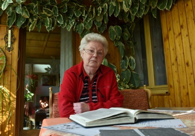 Diethild Heubel was 10 years old when her father Gerhard Stuerzebecher was interned in a Soviet prison camp in Austria in 1945. She and her mother never heard from him again