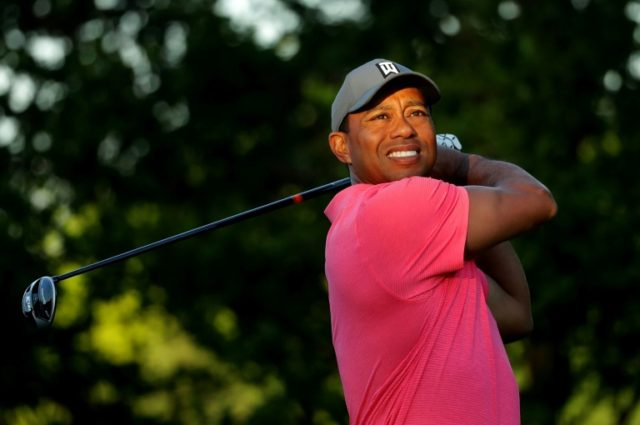 Tiger Woods took a break after the Masters but he returns for the Wells Fargo Championship in the latest stage of his comeback