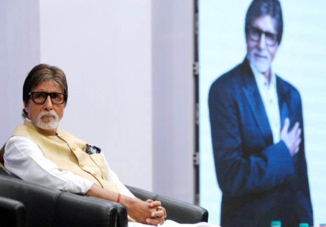 "Bollywood royalty Amitabh Bachchan and Rishi Kapoor are coming together on the silver screen for the first time in nearly three decades with the Friday release of ""102 Not Out"""