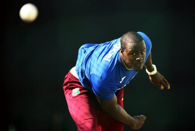 Carlos Brathwaite has played 25 Twenty20 internationals for the West Indies