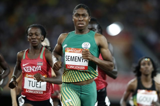 Caster Semenya has struck a defiant tone over the new rules that could see her forced to take medication to reduce naturally-occurring levels of testosterone