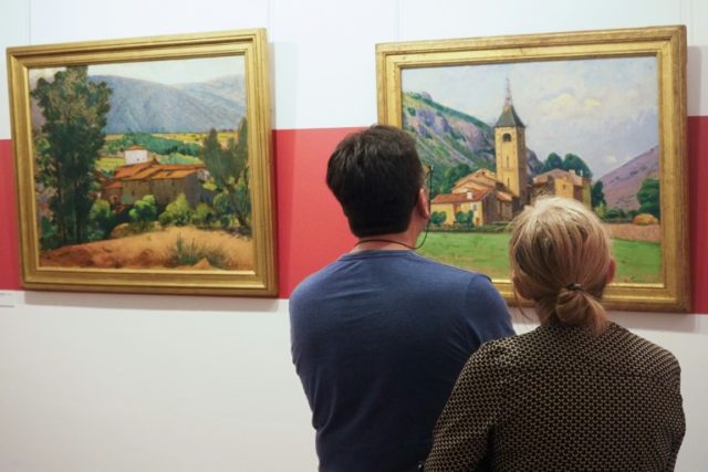 A museum dedicated to French painter Etienne Terrus, in Elne, southern France, has reopened after 60 percent of the paintings were found to be forgeries