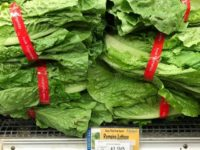 First US death in romaine lettuce E.coli outbreak