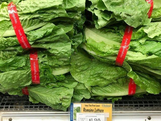 Romaine Lettuce E. Coli Outbreak Becomes Deadly