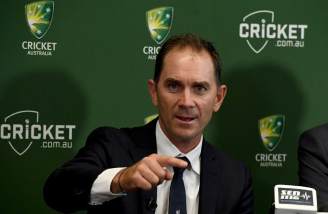 Justin Langer becomes national coach at a time of crisis for Australian cricket.