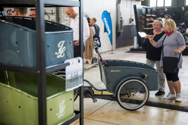 Modern cargo bikes offer lighter frames and more spacious carriers, while electrically assisted ones allow the less physically active or those living in hilly areas to also jump in the saddle