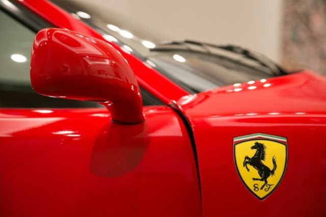 Ferrari hails 'record' Q1 results as profits zoom
