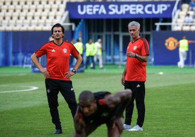 Right-hand man: Rui Faria has teamed up with Jose Mourinho at six different club