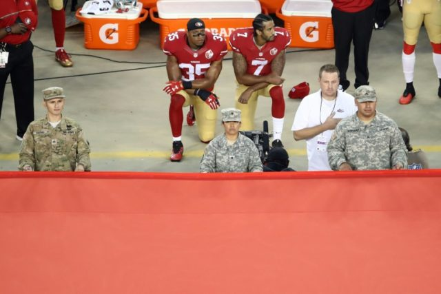 Eric Read was the first to join Colin Kaepernick in the kneeling protest. The former San Francisco safety has now joined the former 49ers quarterback in suing the NFL.
