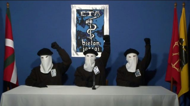 Basque separatist group ETA is reportedly planning to release a filmed declaration confirming the end of a dark chapter in Spanish history