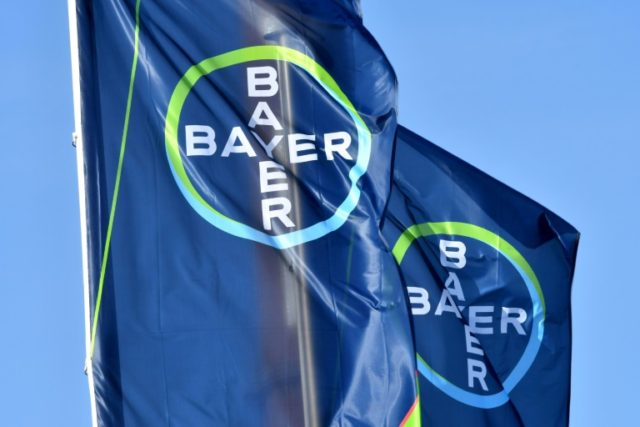 Currency headwinds sap Bayer in Q1