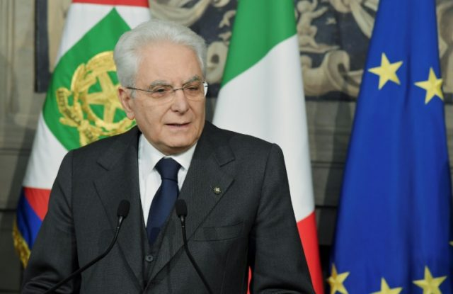"President Sergio Mattarella's office announced in a statement that a fresh round of coalition consultations would be held at the presidential palace on Monday ""to see if the parties have other ideas for a government majority"""