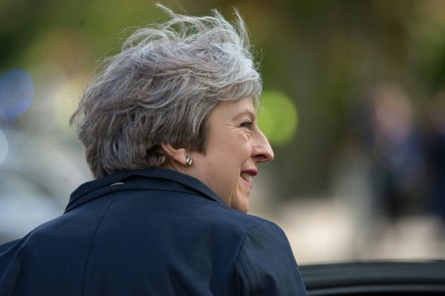 British Prime Minister Theresa May will face her first electoral test since losing her parliamentary majority last year