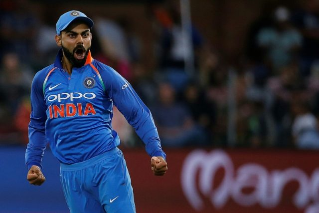India captain Virat Kohli will play English county championship cricket for Surrey in June