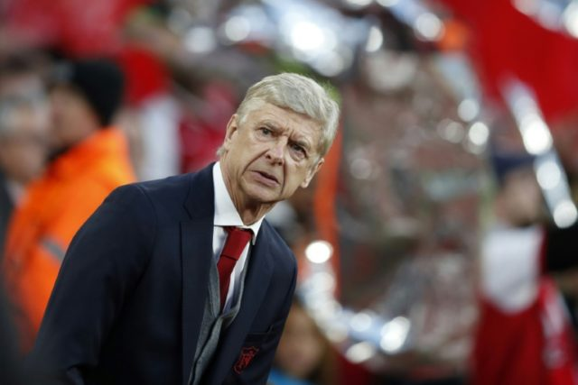 Arsene Wenger is hoping to leave Arsenal on a high by winning his first European trophy